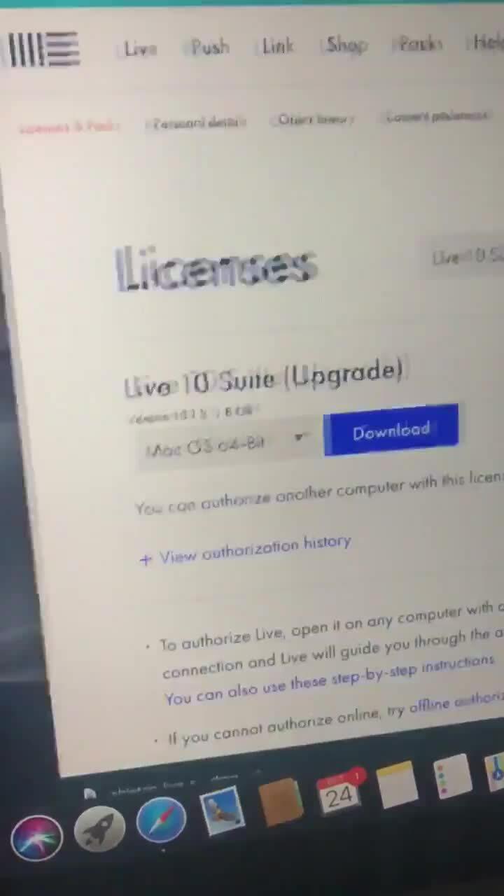 Lỗi màn hình trên MacBook Pro 16