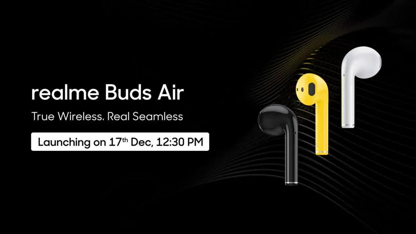 Realme sắp ra tai nghe giống hệt AirPods