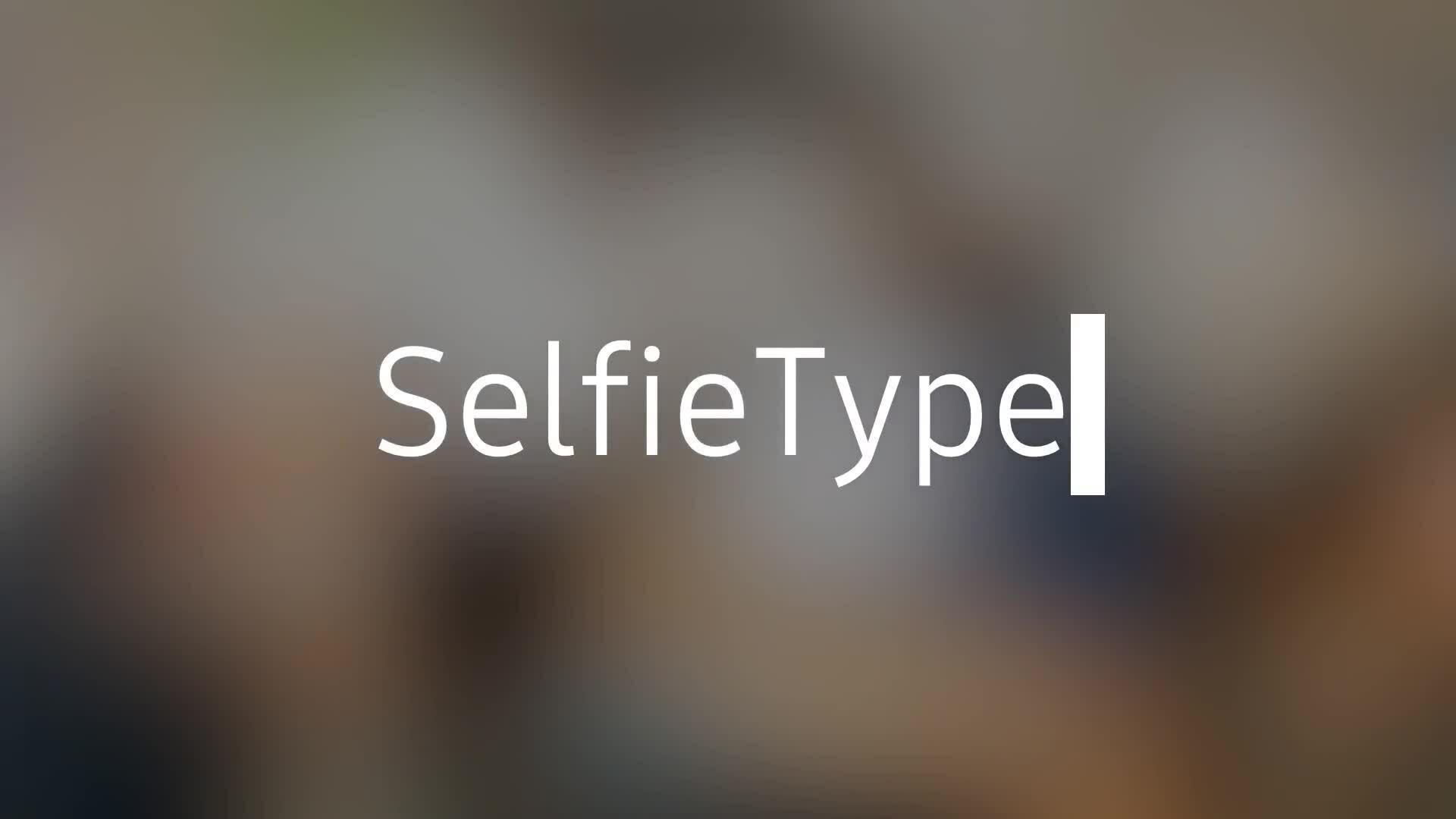 Samsung làm bàn phím ảo hoạt động với camera selfie
