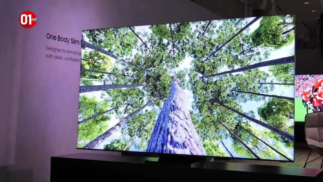TV 8k màn hình lớn của Samsung