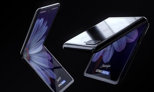Samsung Galaxy Z Flip màn hình gập