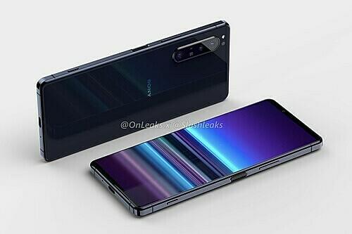 Sony sắp ra smartphone cao cấp mới