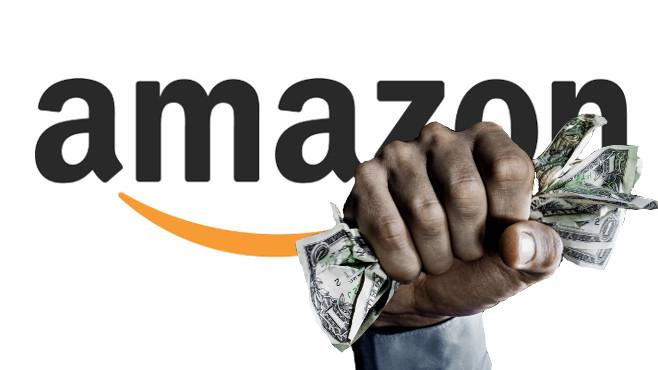 Cách Amazon kiếm tiền từ người dùng