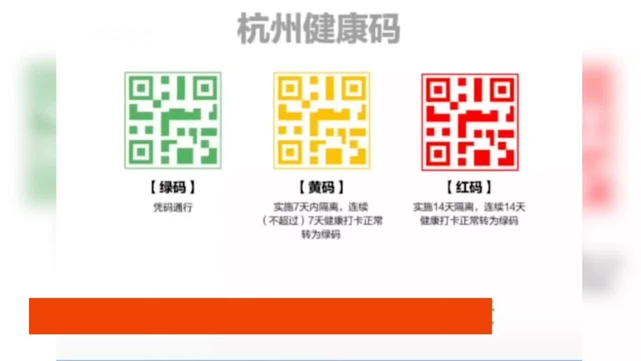 Mã QR Code theo dõi sức khoẻ ở Trung Quốc