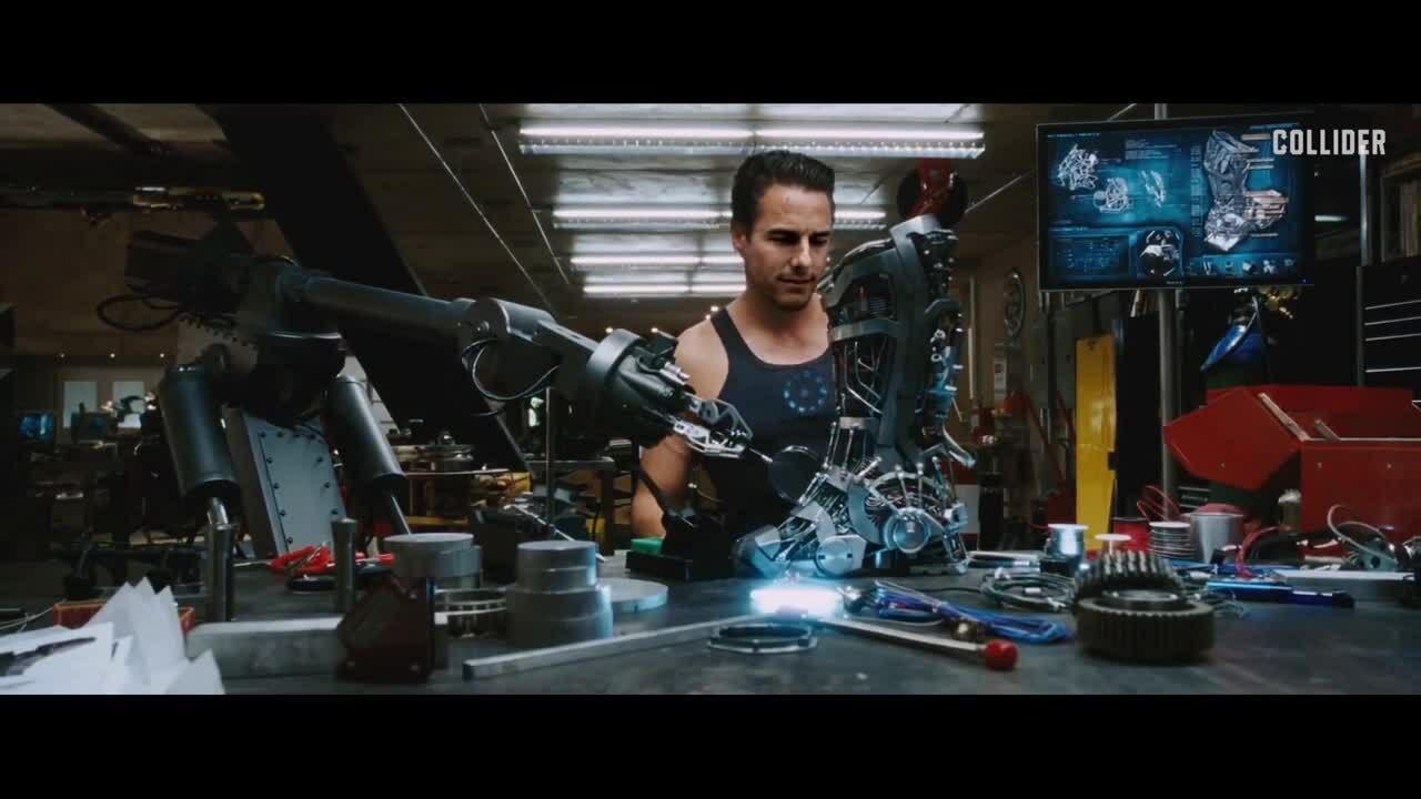 Deepfake ghép ảnh Tom Cruise vào nhân vật Iron Man