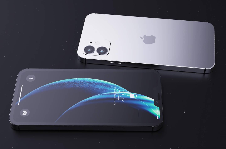 Hình dung iPhone nhỏ nhất trong 'bộ tứ' iPhone 12