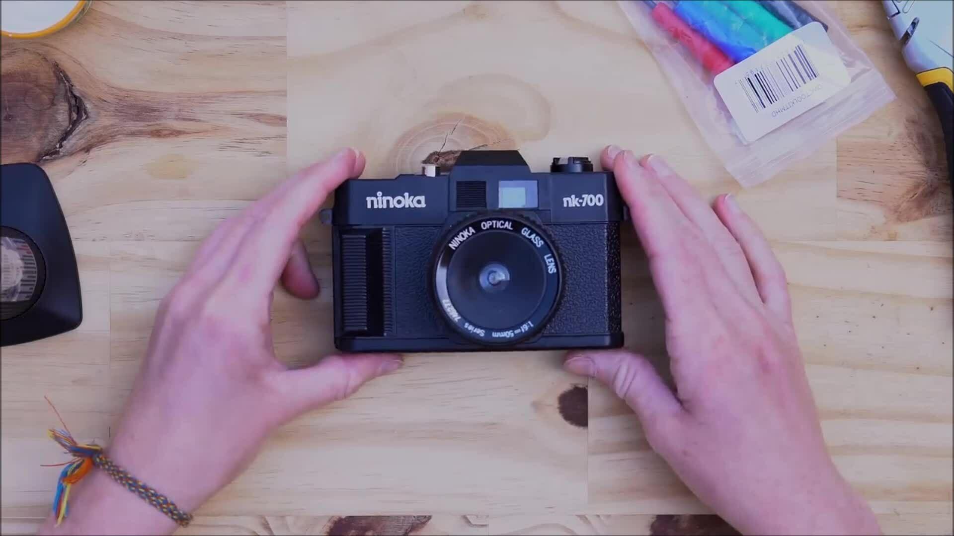 Tự chế máy ảnh DSLR với máy tính Raspberry Pi 4