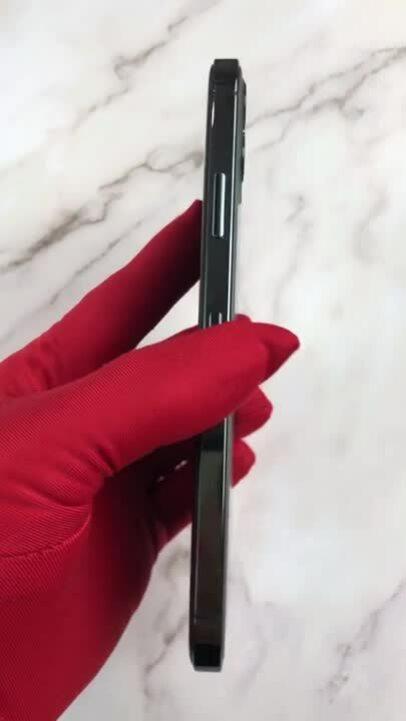 iPhone 11 Pro độ vỏ giống kiểu iPhone 12