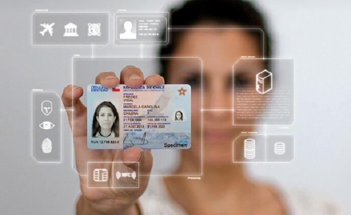 Thẻ căn cước điện tử hoạt động thế nào