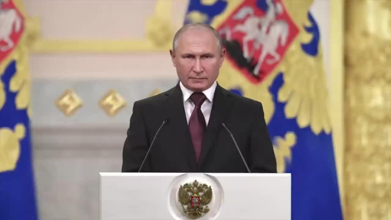 Deepfake về Putin
