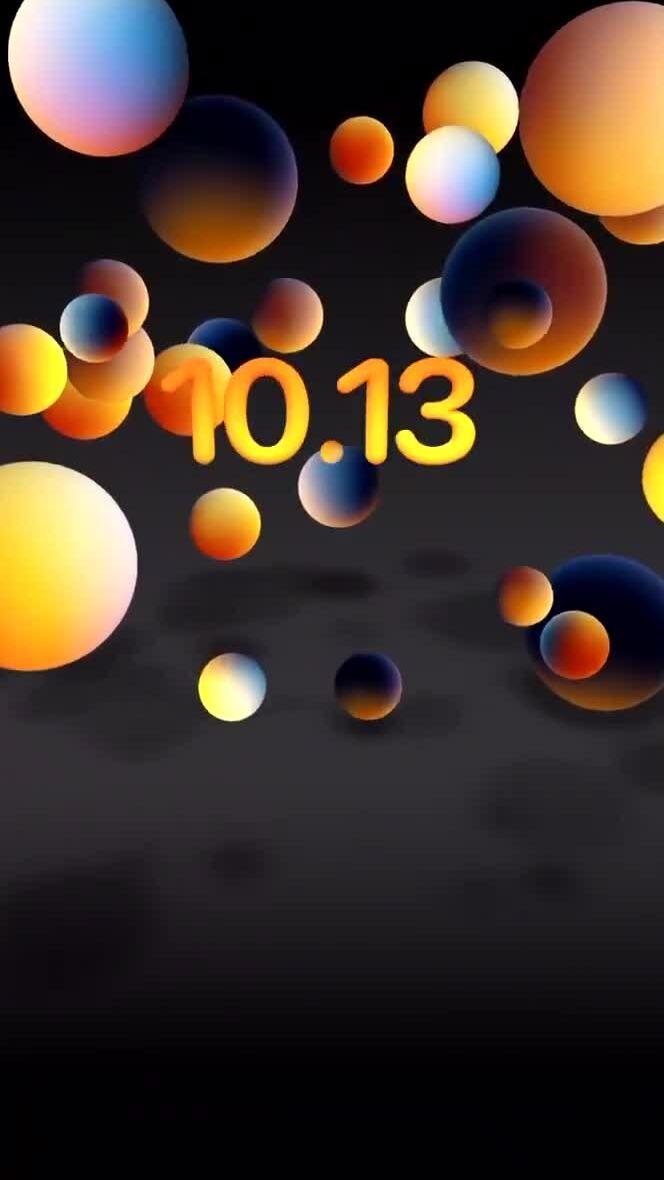 Apple hé lộ sự kiện ngày 13/10