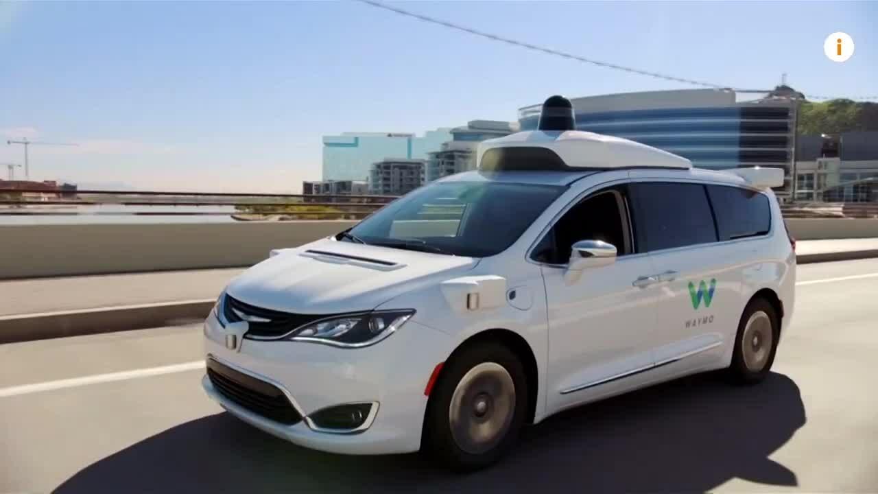 Cuộc chiến taxi robot
