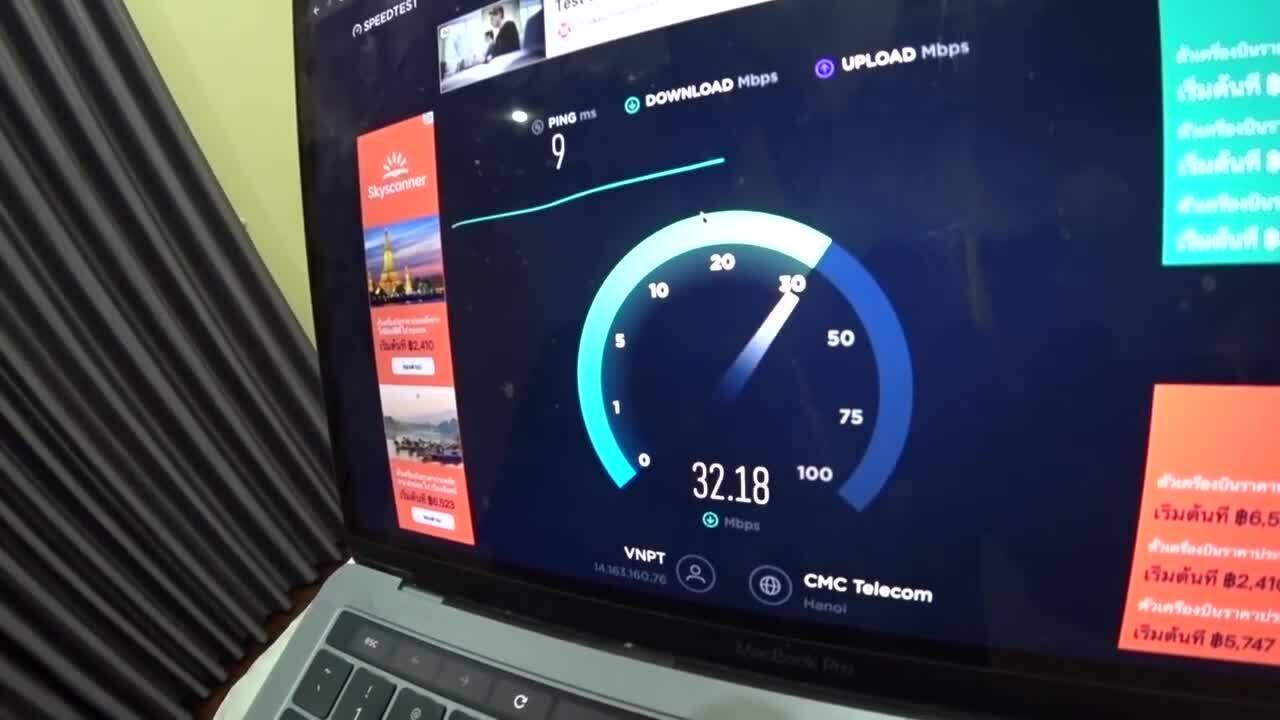 Youtuber nổi tiếng thế giới bất ngờ về tốc độ Internet Việt Nam