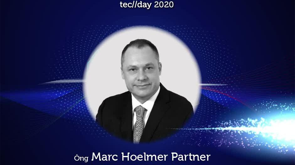 Trải nghiệm công nghệ mới cho doanh nghiệp tại FPT Techday 2020