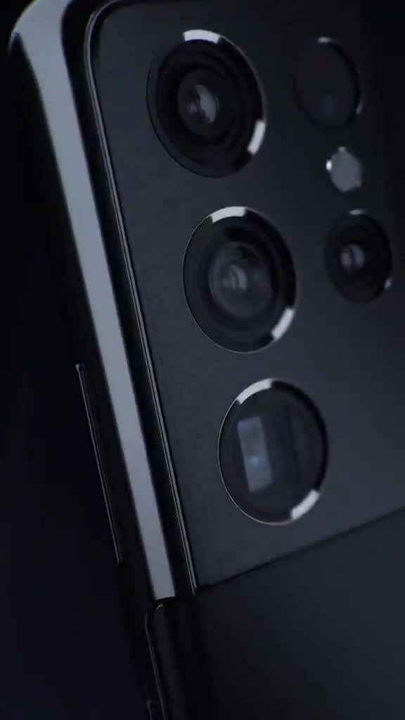 Galaxy S21 lộ video quảng cáo