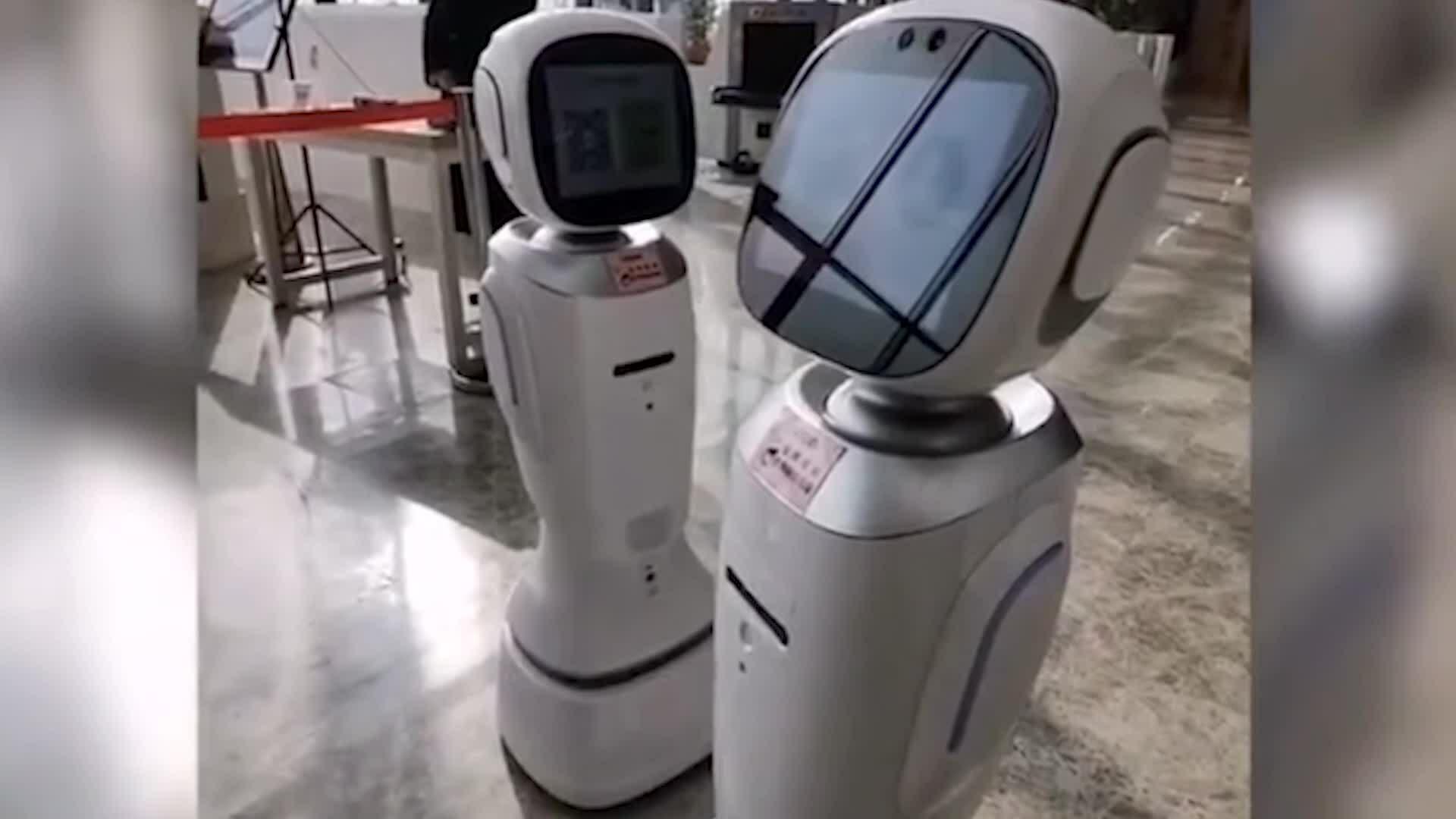 Video robot cãi nhau gây 'bão' mạng xã hội