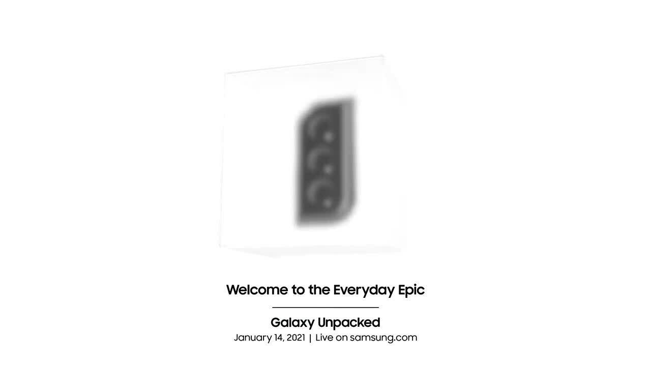 Galaxy S21 ra mắt ngày 14/1