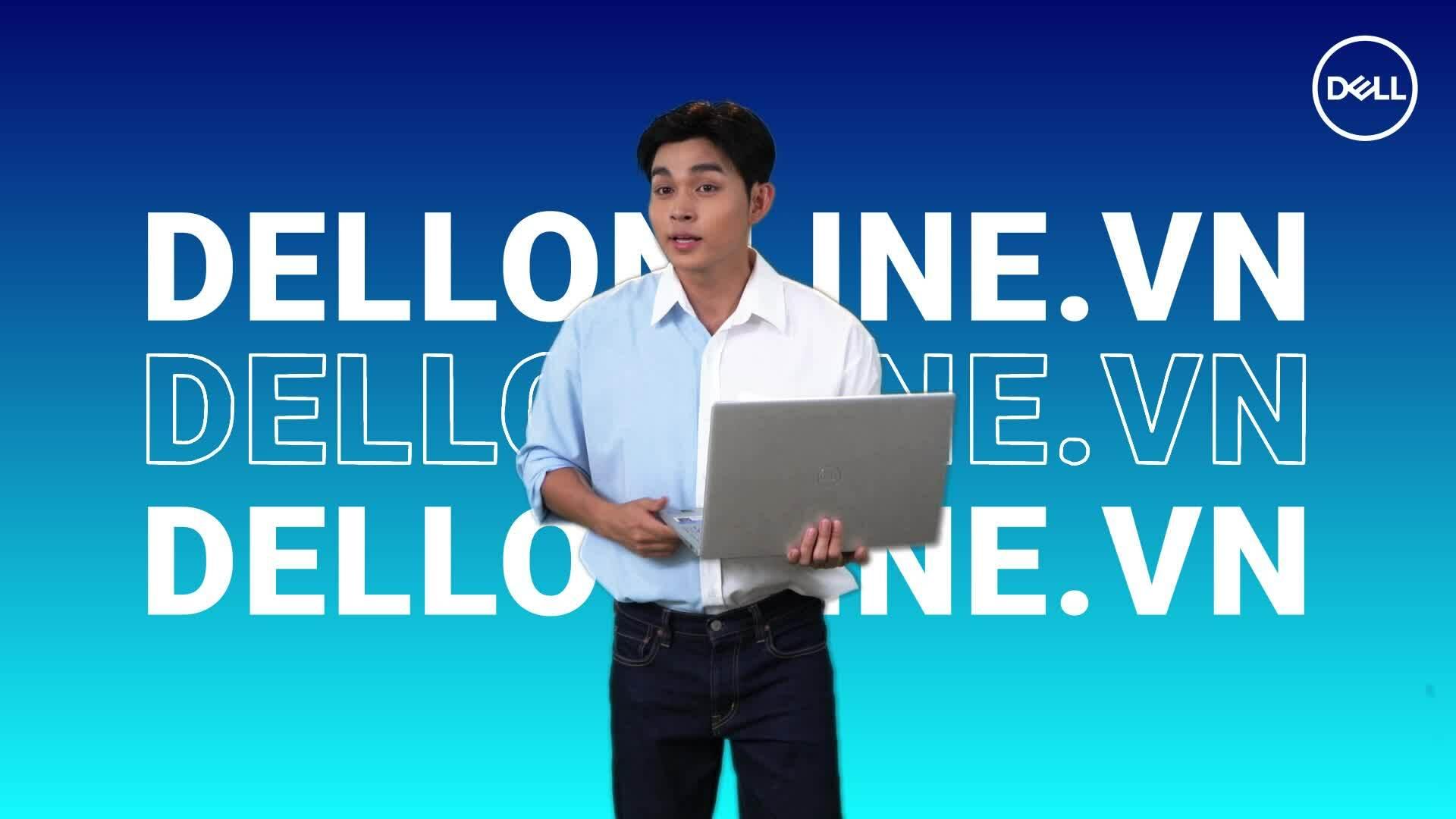 Dell tung ưu đãi dịp năm mới