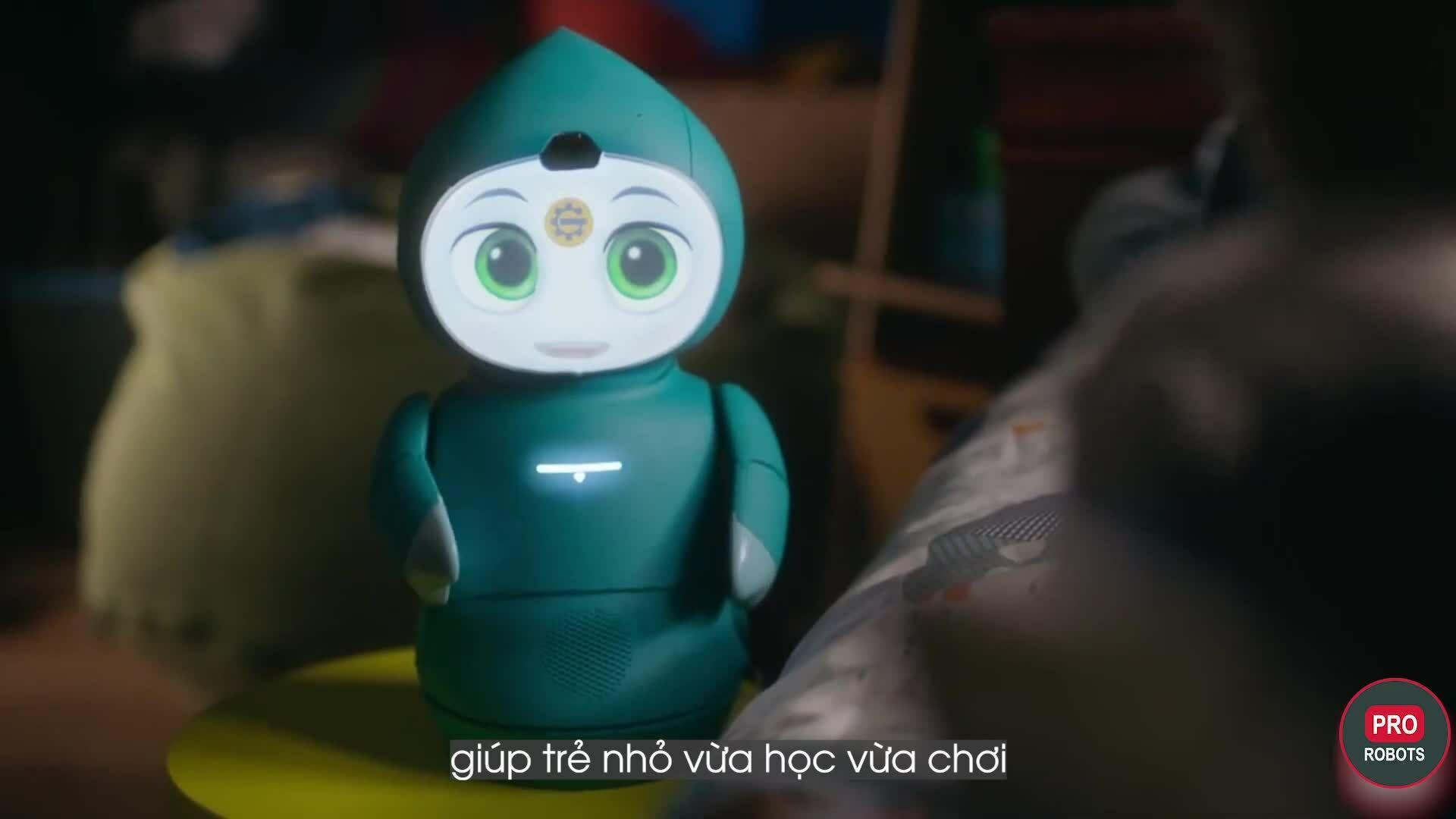 Những robot AI được giới thiệu đầu năm 2021