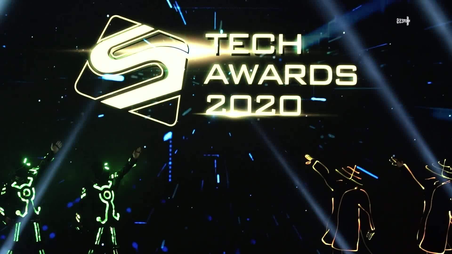 Toàn cảnh lễ trao giải Tech Awards 2020