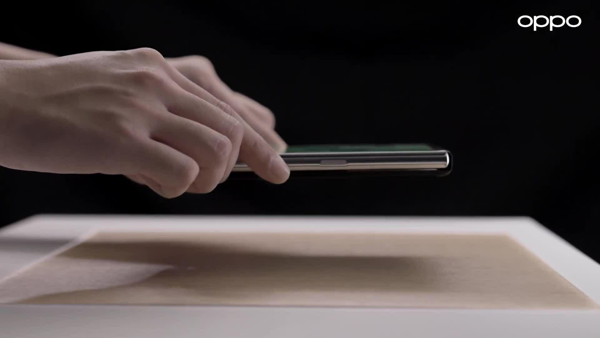 Oppo ra công nghệ sạc không dây không tiếp xúc