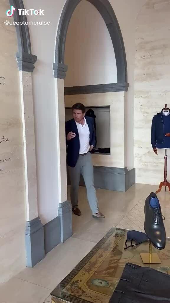 Deepfake Tom Cruise siêu thực gây hoang mang