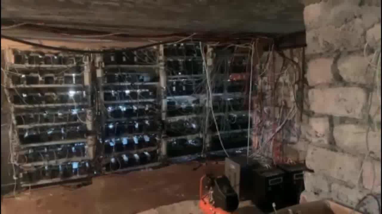 Abkhazia phá loạt mỏ đào Bitcoin làm sập hệ thống điện