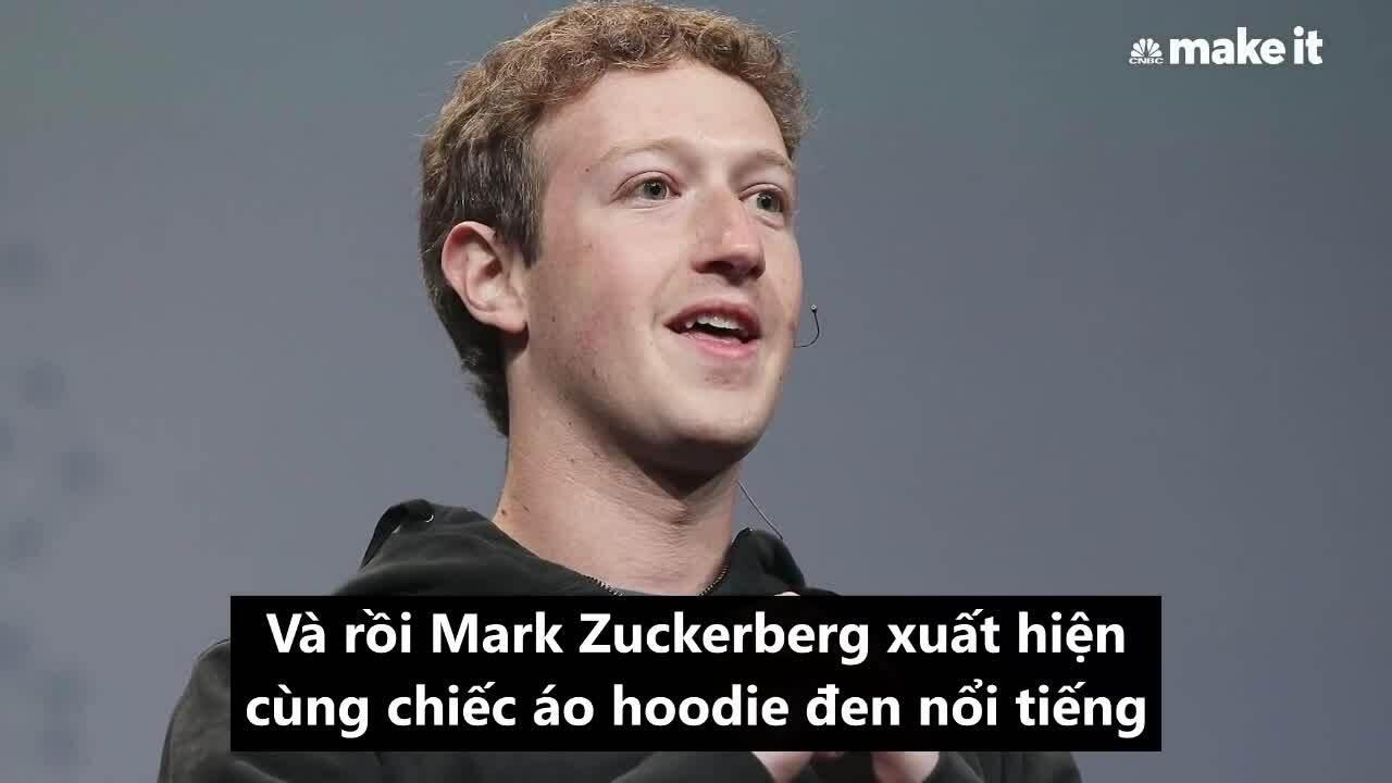 Mark Zuckerberg thay đổi ngành thời trang như thế nào?