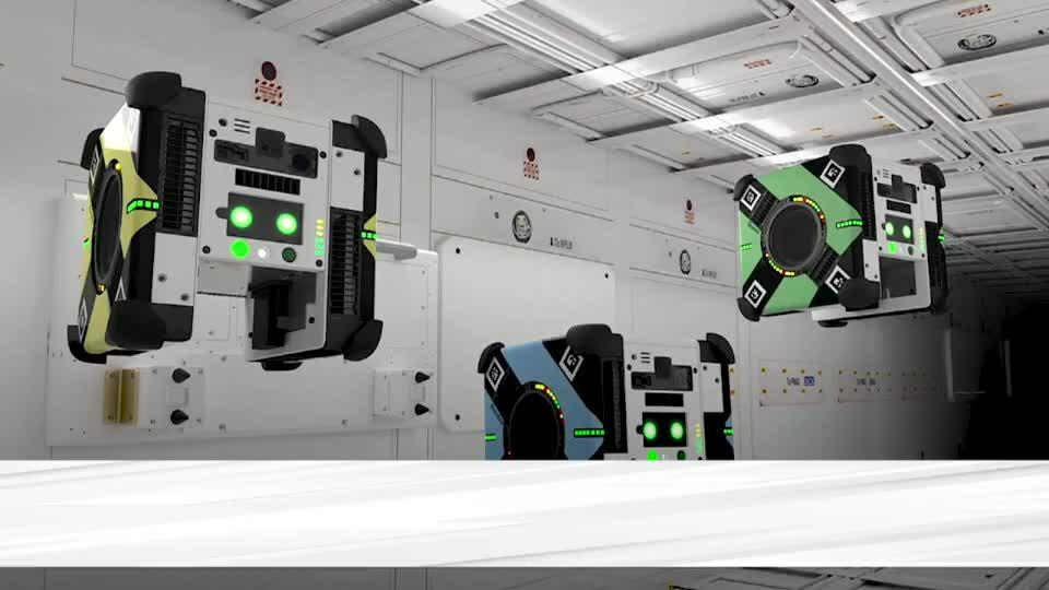 Robot tự 'chăm sóc' tàu vũ trụ khi phi hành gia đi vắng