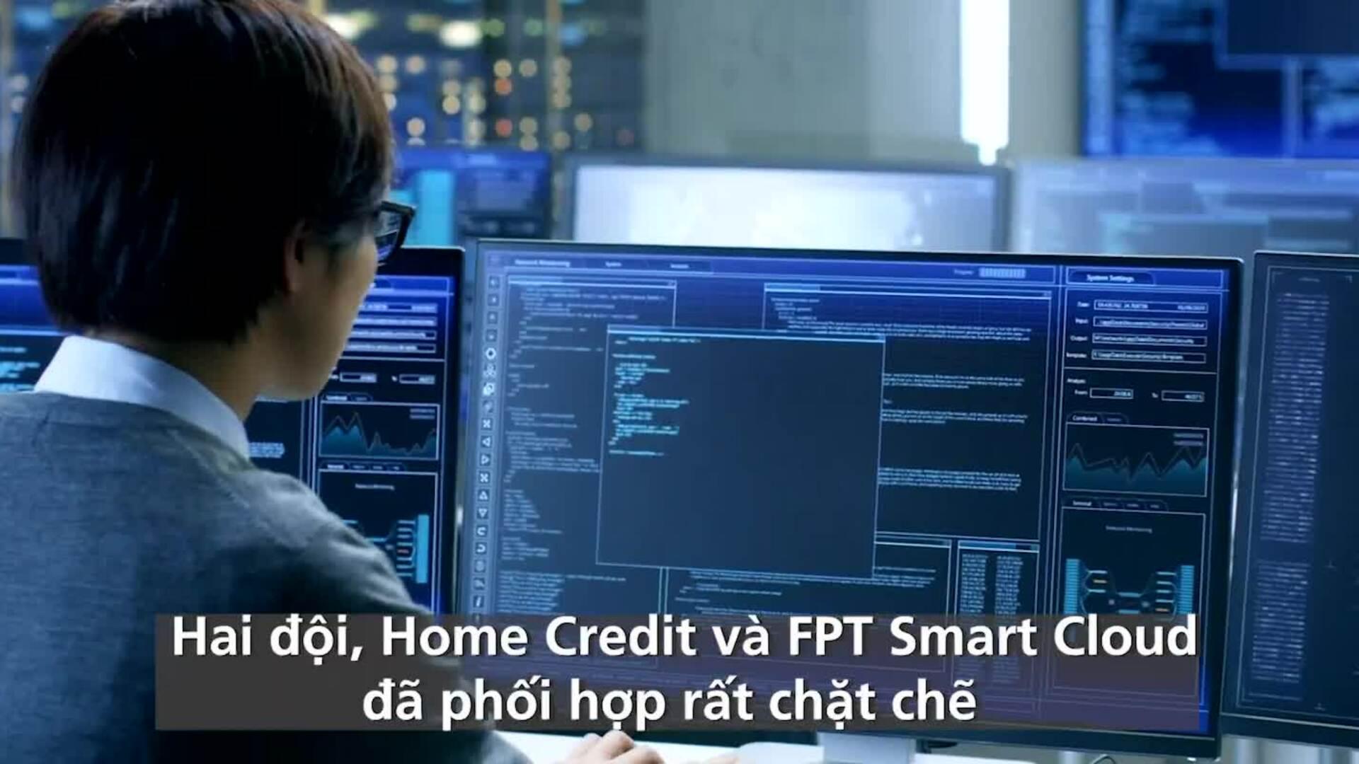 Home Credit Vietnam nâng hiệu quả chăm sóc khách hàng qua trợ lý ảo FPT.AI