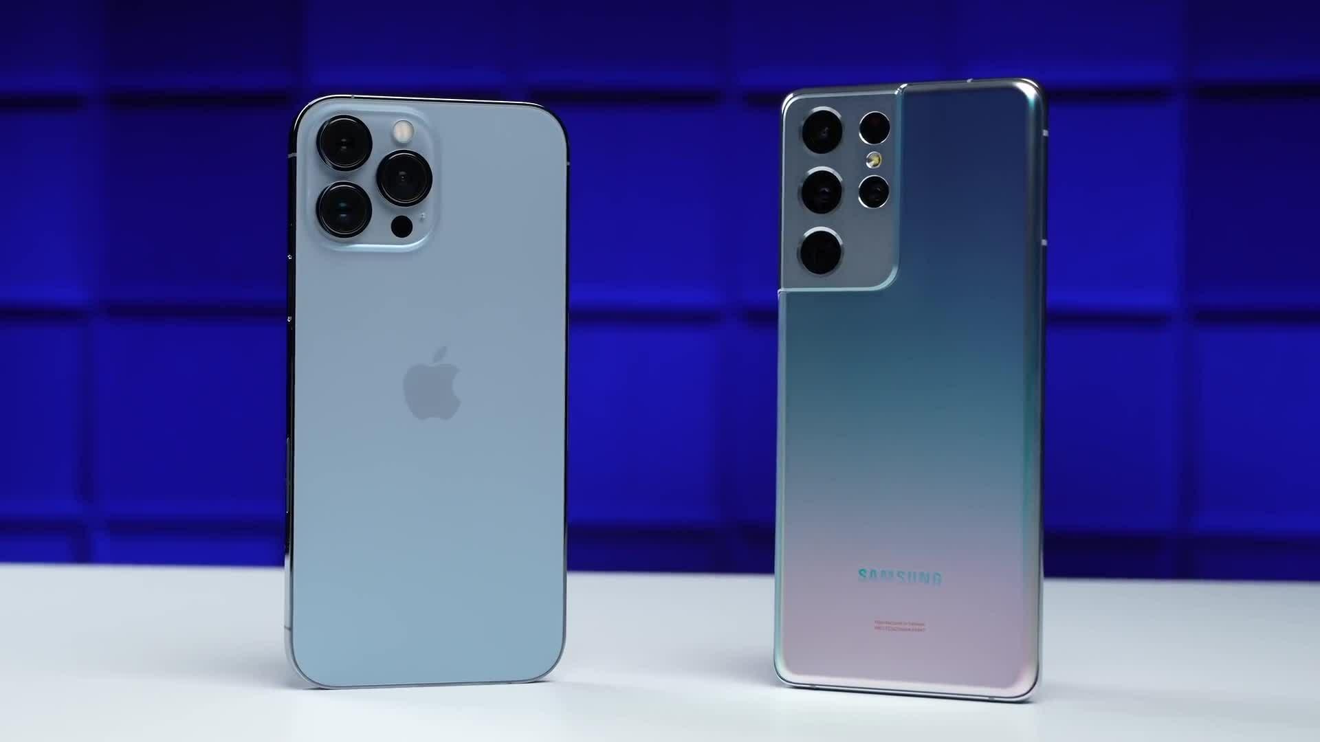 iPhone 13 Pro Max dễ vỡ trong bài thử thả rơi