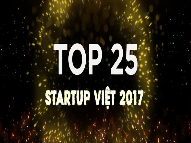 Top 25 startup Việt