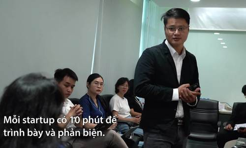 """""""Top 15 Startup Việt 2020 nghiêm túc phát triển sản phẩm"""""""