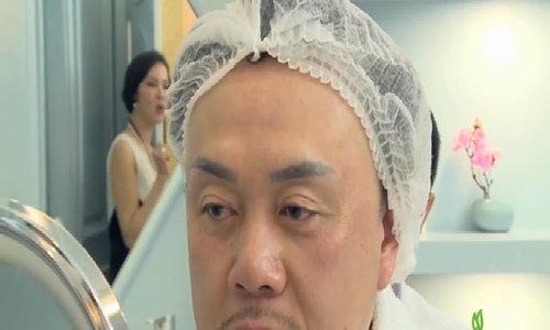 Nghệ sĩ Chí Tài làm đẹp da để giữ phong độ