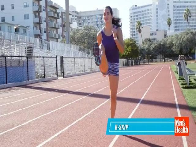 11 bài tập bổ trợ giúp bạn chạy nhanh hơn