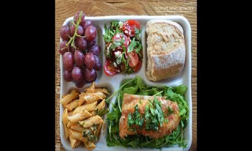Bữa trưa dinh dưỡng của học sinh khắp thế giới