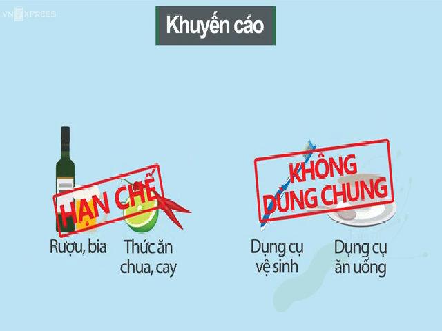 Báo động nhiễm khuẩn gây ung thư từ thói quen ăn của người Việt