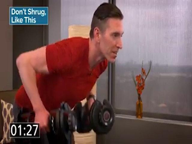 10 phút tập cho phần dưới cơ thể nam giới chắc khỏe