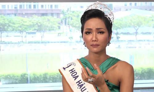 Hoa hậu H'Hen Niê bật mí cách chăm sóc da mịn