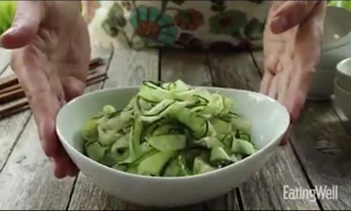 Cách làm salad dưa leo ngon miệng kiểu Nhật
