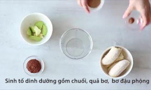 Cách làm 2 bữa sáng cho người giảm cân