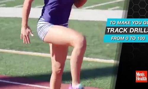 Các động tác bổ trợ giúp chân khỏe, chạy nhanh hơn