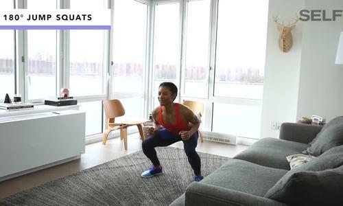 Các động tác bodyweight tập tại phòng khách