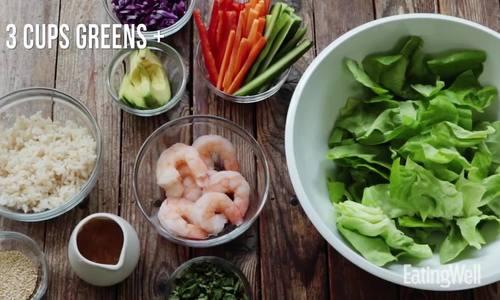 Cách làm món salad bổ dưỡng