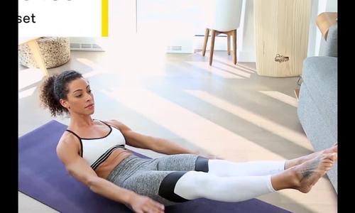 4 động tác giúp giảm đau lưng