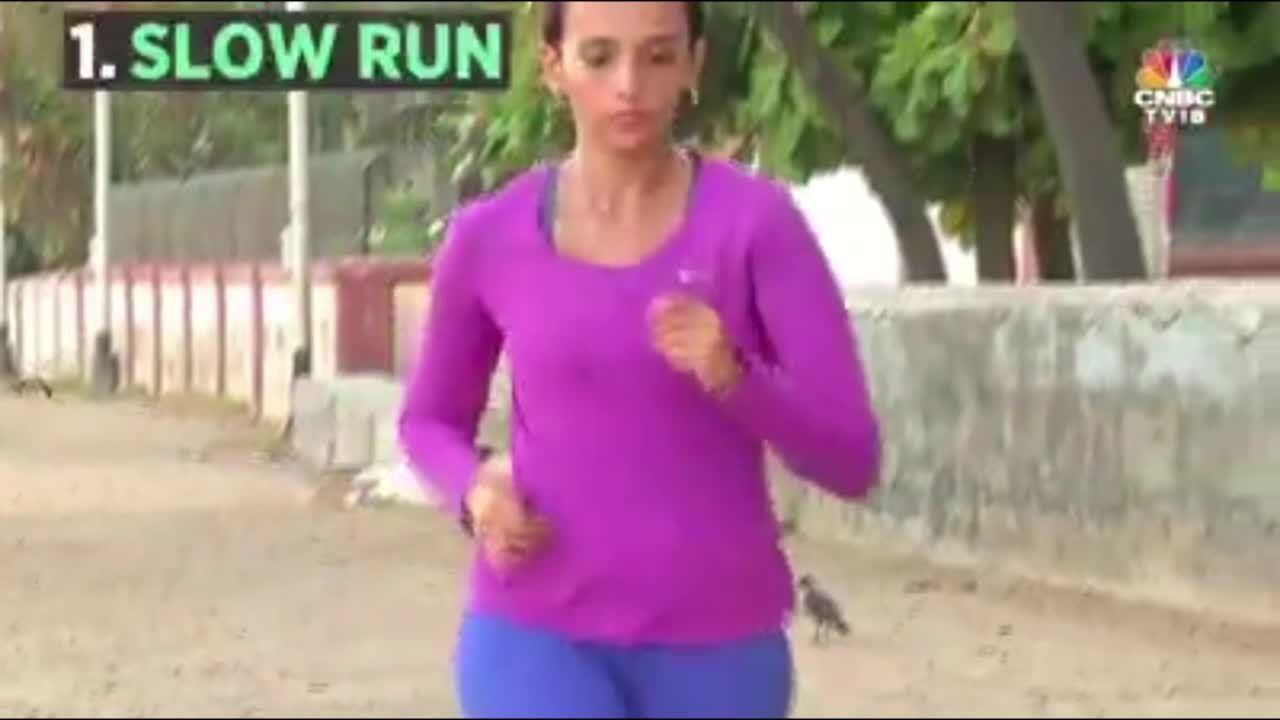 Cách khởi động trước khi chạy để tránh chấn thương