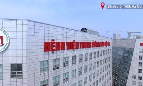 Viện 108 khánh thành tòa nhà 2.000 giường bệnh