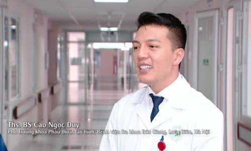 Bác sĩ thẩm mỹ bệnh viện đa khoa Đức Giang chia sẻ về nhu cầu làm đẹp của chị em