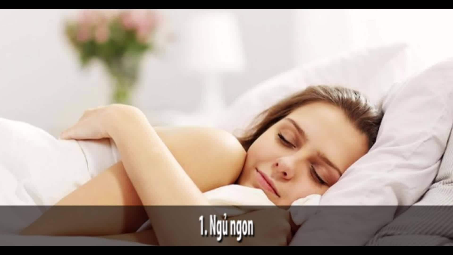 Lợi ích uống mật ong trước khi ngủ