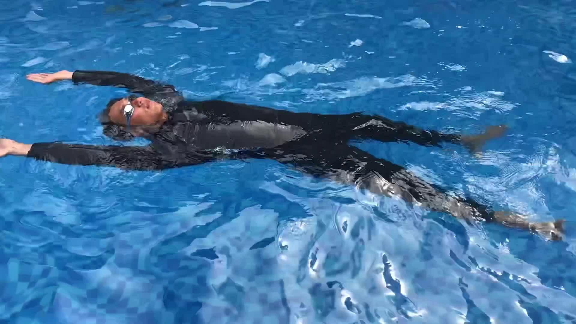 Những lưu ý khi tập thả nổi trên mặt nước